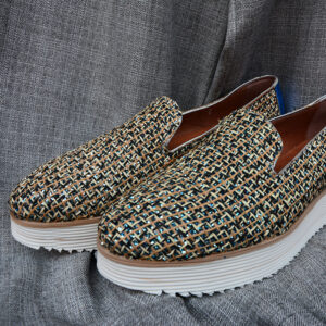 calzature in pelle donna